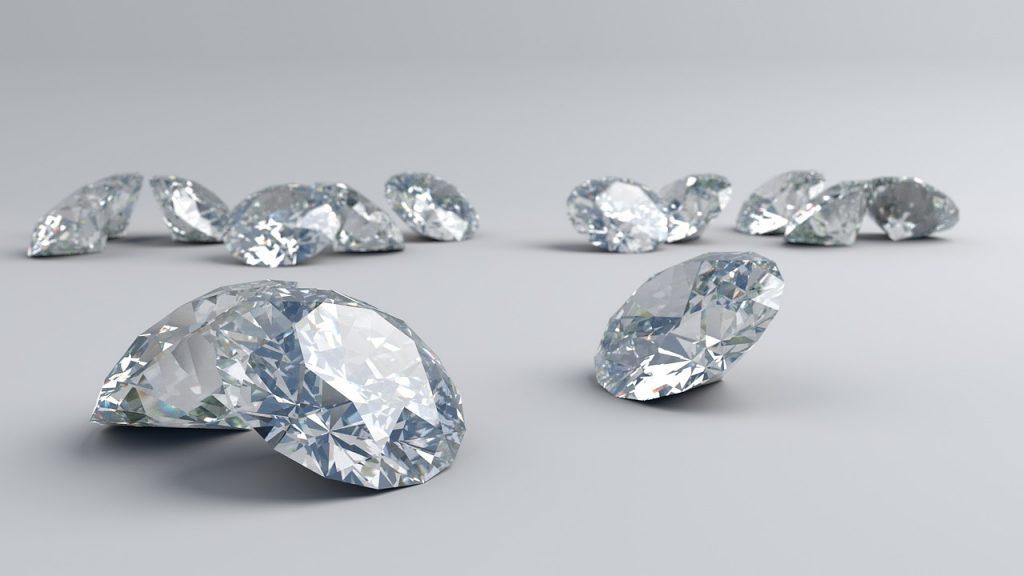 Диамантът скъпоценен камък с изключителната рядкост и уникални свойства